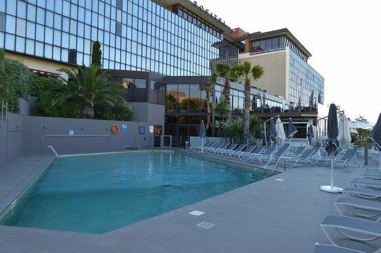 Sofitel Marseille Vieux-Port : Pool