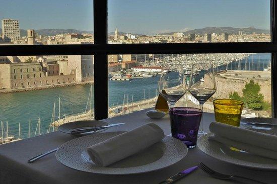 Sofitel Marseille Vieux-Port : Restaurant