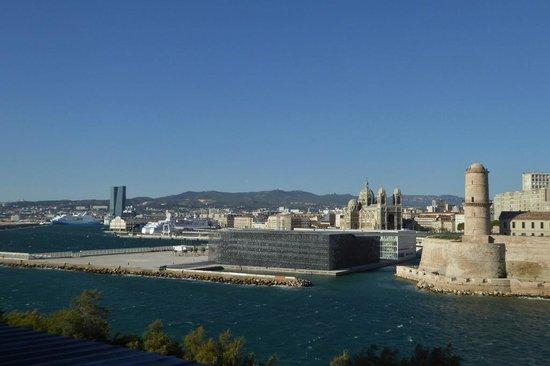 Sofitel Marseille Vieux-Port: MUCEM