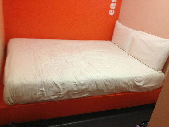 Chambre sans fen tre photo de easyhotel london victoria for Chambre sans fenetre avis