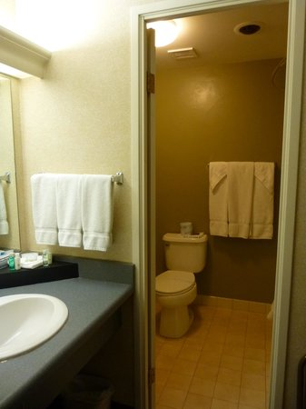 Best Western - On The Avenue: salle de bain