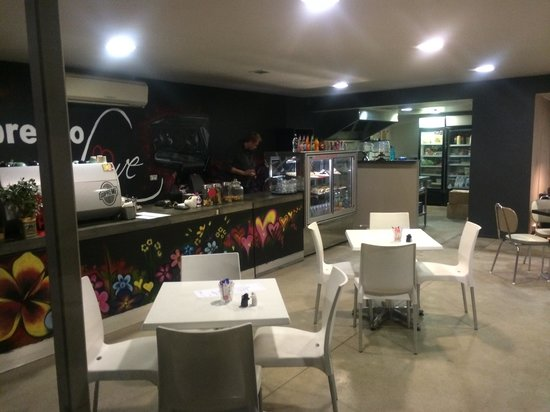 Espresso Love Cafe : New look cafe