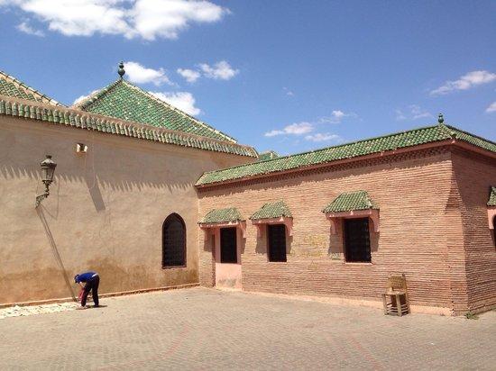 Ali Ben Youssef Mosque : Marrakech