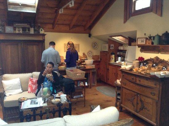 Revere Guest House: amaizing breakfast