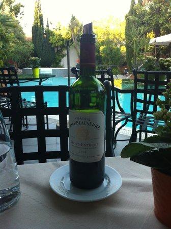 La Guérinière : the wine