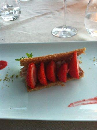 La Guérinière : the dessert