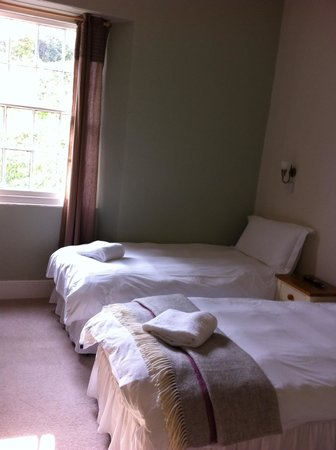 Laston House: Room 8 a twin/superking