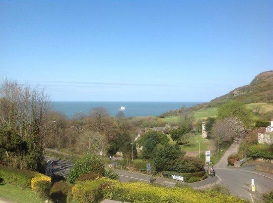 Laston House : Views from the garden