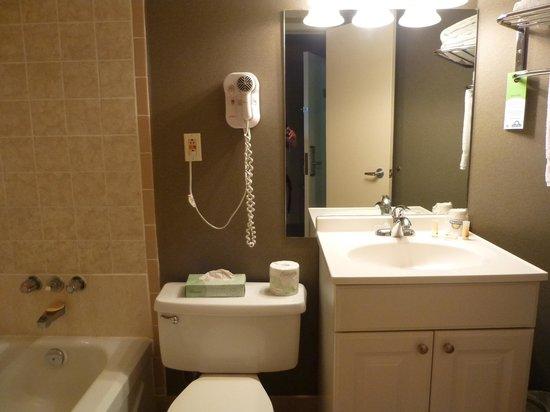 Days Inn - Fallsview: salle de bain