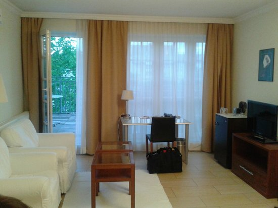 Hotel SPIESS & SPIESS Appartement-Pension : Our room
