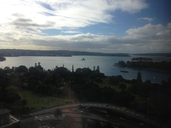 InterContinental Sydney: Harbour View from Opera House King Room 2326