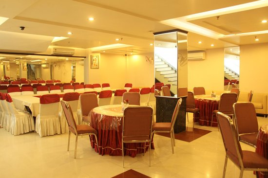 Hotel Intercity : dining area