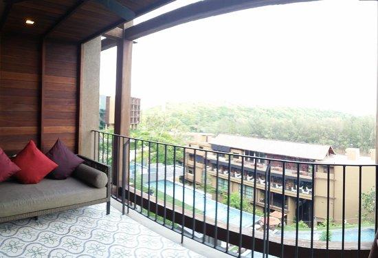 Sunsuri Phuket: Huge Balcony