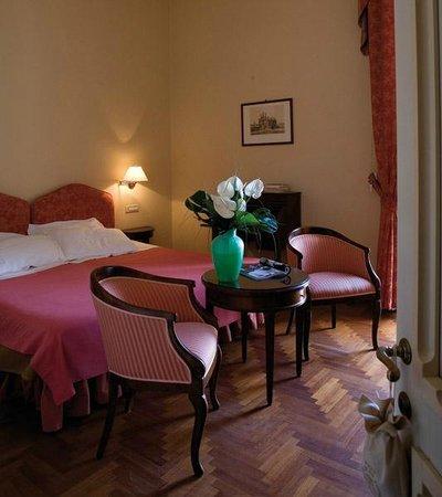 Plaza e De Russie Hotel : Superior room