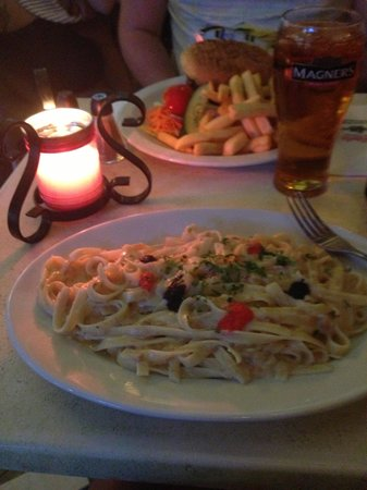 Mirabelle Restaurant: Lovely pasta