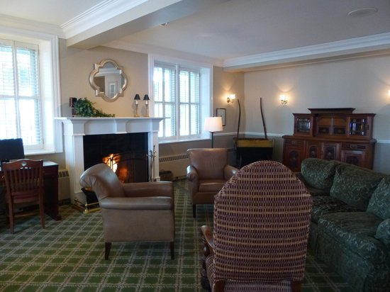 The Gananoque Inn and Spa : salon