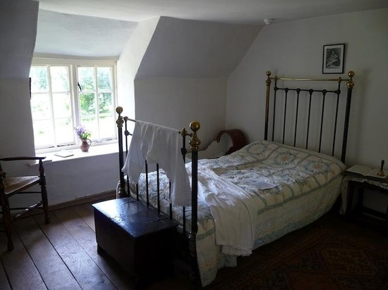 Hardy's Cottage: Where Thomas Hardy was born