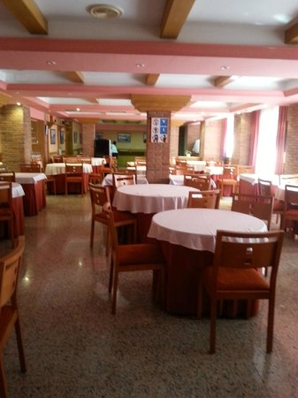 Hotel Ridomar : Spacious and very clean