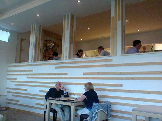 ASSA : La salle du restaurant