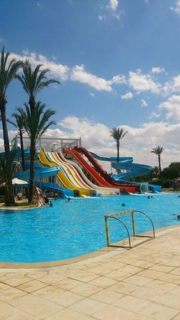 SunConnect One Resort Monastir: Aqua park