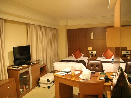 Royal Park Hotel: デラックスツイン