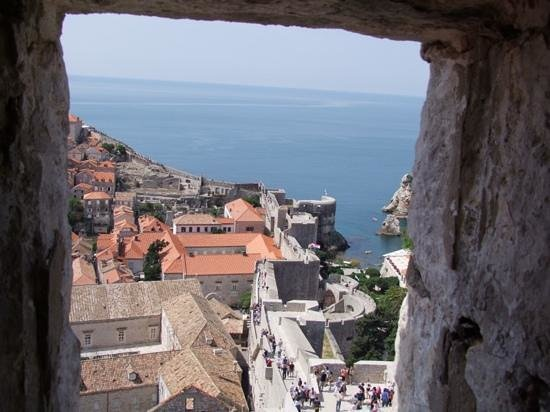 Remparts : Fabulous views from the walls