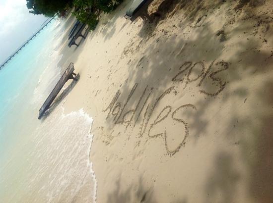 Royal Island Resort & Spa : Maldives 2013