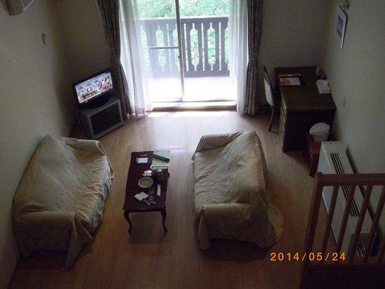 Sawauchi Gingakogen Hotel: 部屋