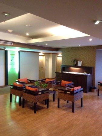 Chon Inter Hotel : Deluxe floor
