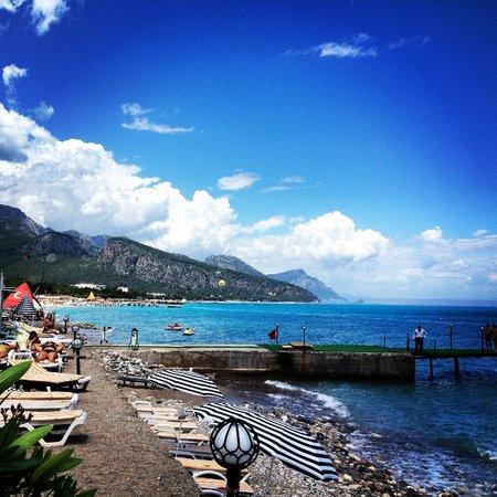 Carelta Beach Resort and Spa: Пляж.