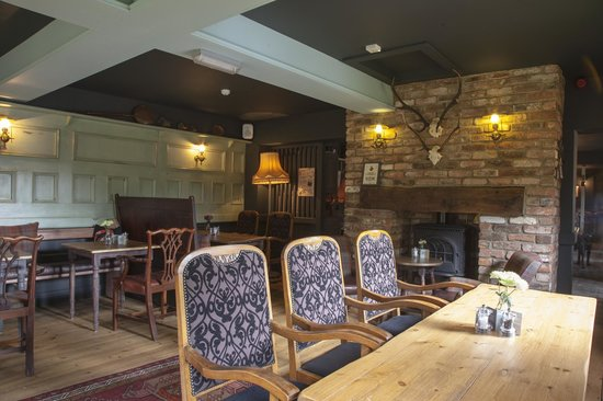 Foresters Arms: Dining Room