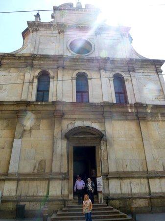 Chiesa di San Maurizio al Monastero Maggiore: Extrior