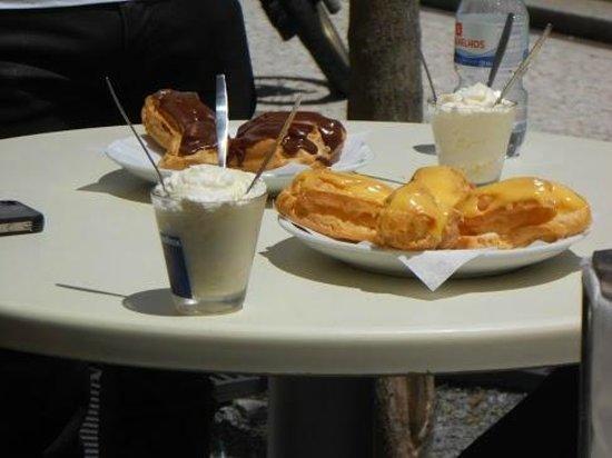 Taste Porto: Eclairs