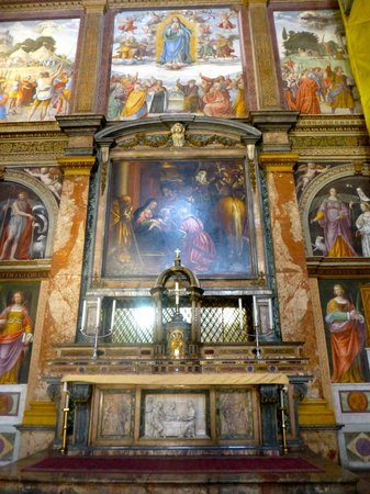 Chiesa di San Maurizio al Monastero Maggiore: Interior