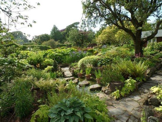 Broughton House & Garden: Enchanting Garden