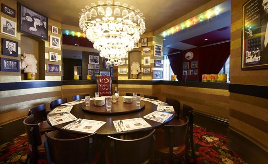 Village Hotel London Watford: Buca di Beppo Italian Restaurant