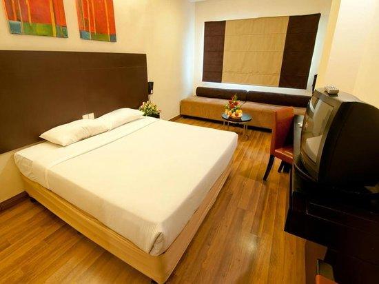 Hotel Sentral Riverview Melaka : Deluxe