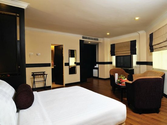 Hotel Sentral Riverview Melaka : Executive Suite 1