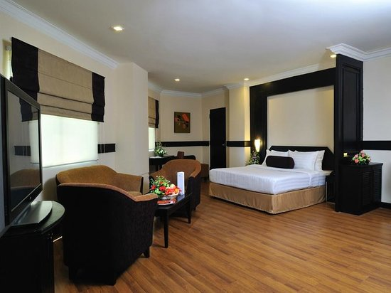 Hotel Sentral Riverview Melaka : Executive Suite