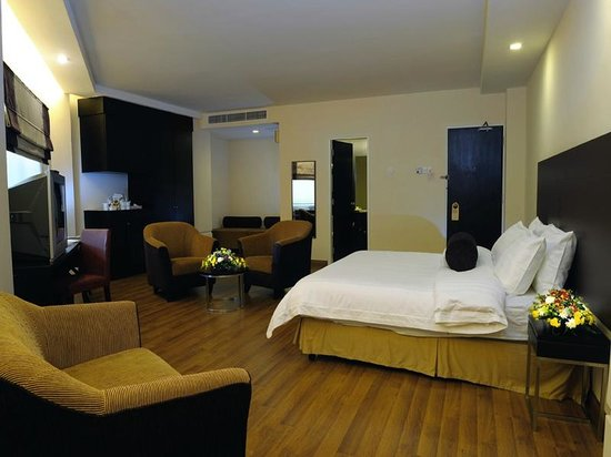 Hotel Sentral Riverview Melaka : Executive Suite 3
