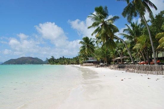 Le Domaine de La Reserve: spiaggia cote d'or