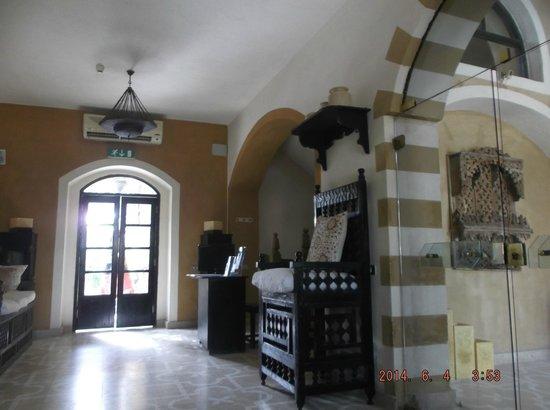 Dawar El Omda: inside hotel