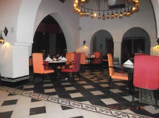 Dawar El Omda: restaurant