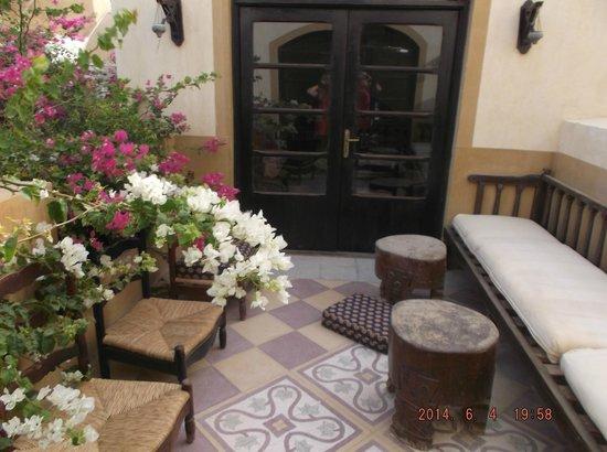 Dawar El Omda: relaxing plases