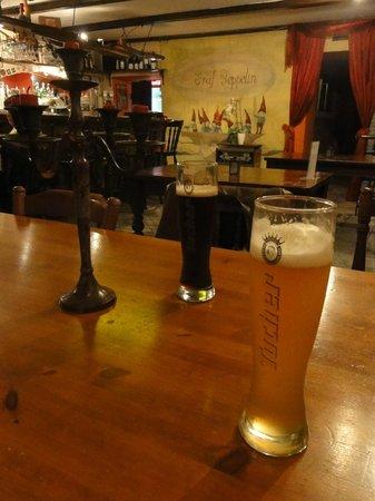 Graf Zeppelin: пиво местного производства