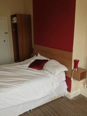 The York Hotel: Chambre