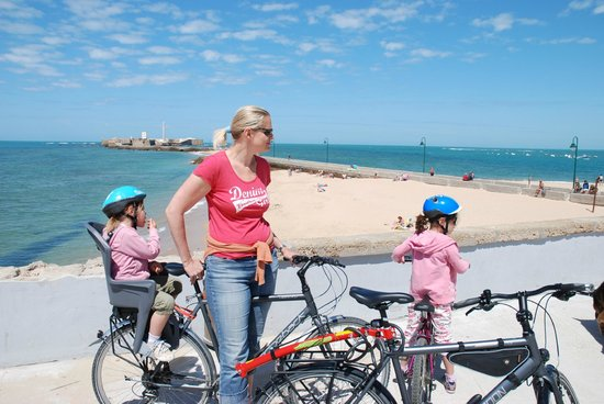 Bike Tours Malaga We Bike Malaga: rented bikes
