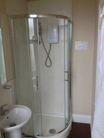 The York Hotel: Salle de bains