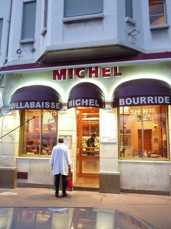 Restaurant Chez Michel: Außenansicht