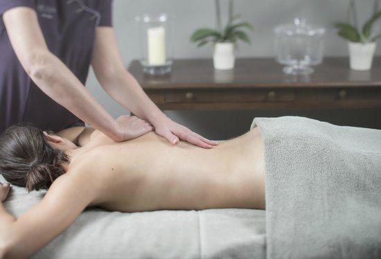 Auberge Basque : Espace Massages